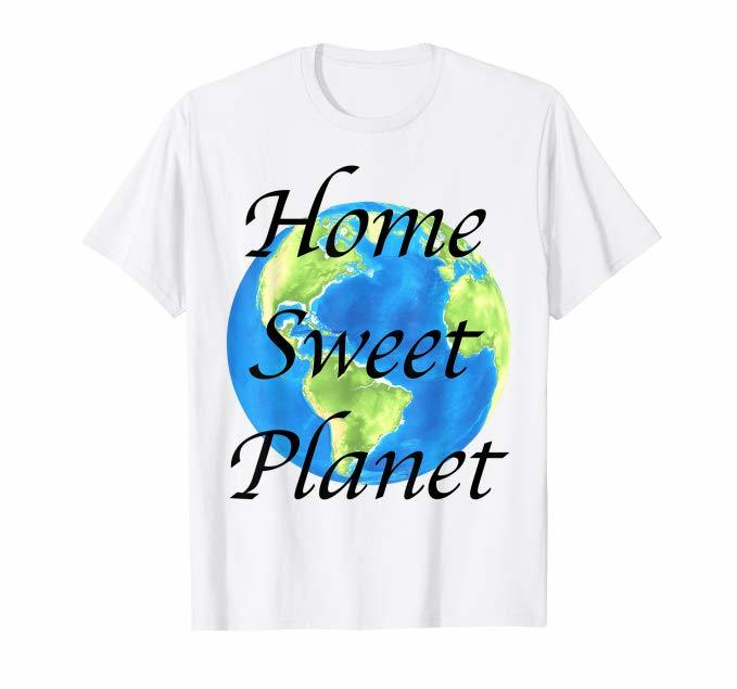 Home Sweet Planet Light