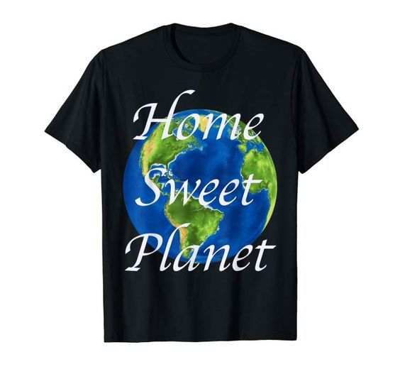 Home Sweet Planet Dark